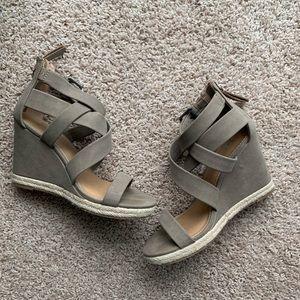 Brash Women's Krash Open Toe Wedge Sandals 👡